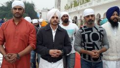 'Rangbaaz Phirse': Jimmy Sheirgill, Sharad Kelkar & Sushant Singh visit the Golden Temple to seek blessings