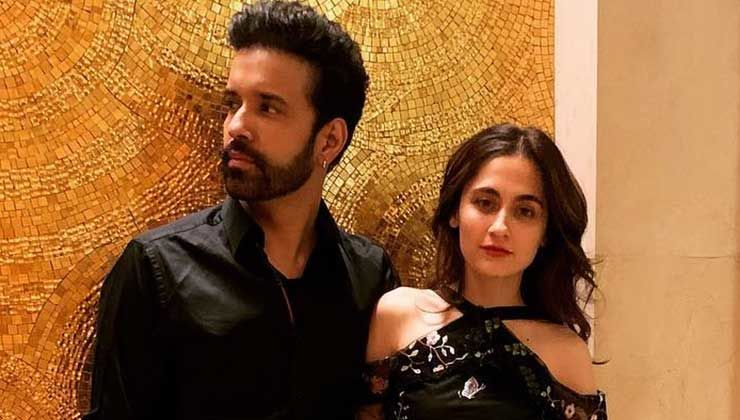 Heard this? Aamir Ali and Sanjeeda Shaikh have a four-month-old baby girl!