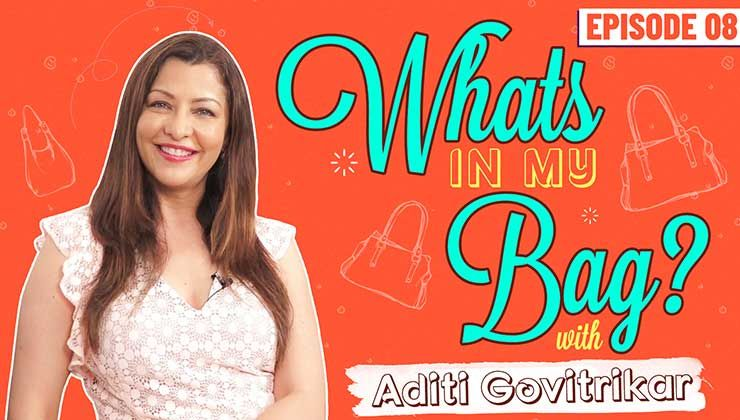 Would steal Deepika Padukone's bag itself: Aditi Govitrikar