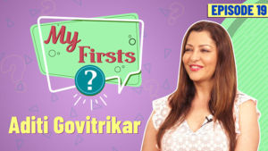 Had Aamir Khan's posters in my room: Aditi Govitrikar on her celebrity crush