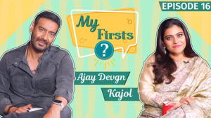 Kajol: I married my first crush, Ajay Devgn