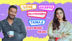 Ajay Devgn and Kajol's heart-to-heart chat on love, relationships, sacrifice and Tanhaji