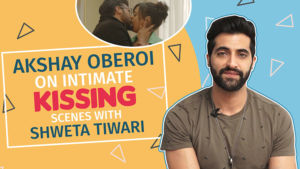 Akshay Oberoi opens up on his kissing scenes with Shweta Tiwari