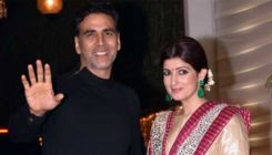 ROFL: You can't have a better anniversary wish than Akshay Kumar for Twinkle Khanna - view pic!