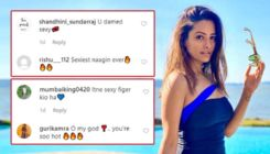 Anita Hassanandani woos her fans with sizzling monokini pictures; Netizens call her the
