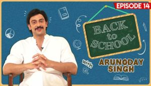 Arunoday Singh's terrific school stories will take you back to your dorm rooms