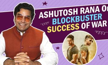 Ashutosh Rana's quirky take on the blockbuster success of Hrithik Roshan-Tiger Shroff's 'War'