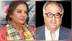 Boney Kapoor on Shabana Azmi: She's sedated but talking normally and recognising people