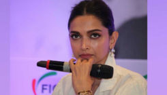 Deepika Padukone lashes out at a reporter for saying Ranveer Singh is partly producing 'Chhapaak'- watch video