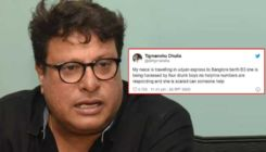 Tigmanshu Dhulia's niece harassed by drunk boys in train; complains,