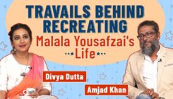 Divya Dutta and Amjad Khan reveal the travails behind making a film on Malala Yousafzai