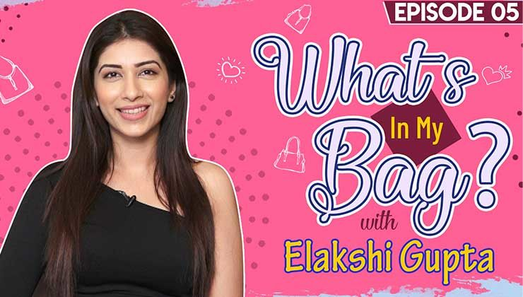 'Tanhaji' actress Elakshi Gupta reveals the secrets hidden inside her bag