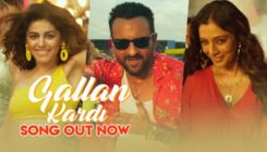 'Gallan Kardi' song: Handsome Saif Ali Khan, Sexy Tabu and cute Alaya F are here with the Fam-Jam of the year