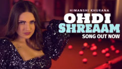 'Ohdi Shreaam' song: Former 'Bigg Boss 13' contestant Himanshi Khurana releases her new romantic track