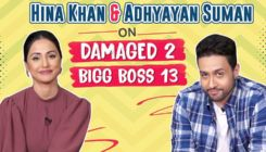 Hina Khan and Adhyayan Suman spill some beans on 'Bigg Boss 13' and 'Damaged 2'