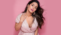 Say What! Hina Khan learns to smoke a cigarette; breaks her TV bahu image with style