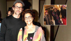 Hrithik Roshan's mom Pinkie swaying to 'Ghungroo' is the cutest thing to ward off your Monday Blues - watch video