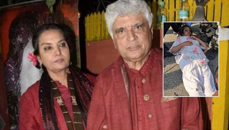 Javed Akhtar on Shabana Azmi's accident: This is not the right time to discuss any foul play