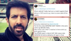 Twitterati schools Kabir Khan for saying India never won a single World Cup match before 1983