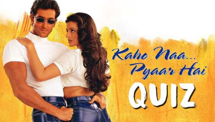'Kaho Naa Pyaar Hai': Celebrate 20 years of the blockbuster movie by taking this quiz