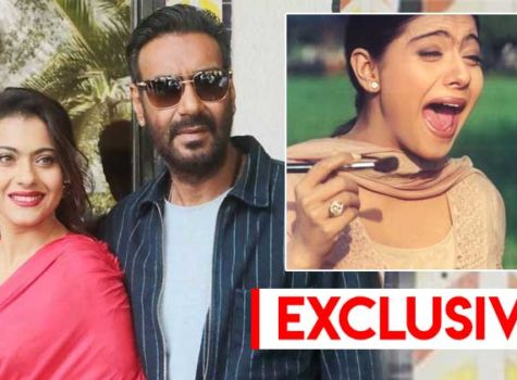 When Kajol got mighty scared seeing a cockroach on sets of 'Pyaar To Hona Hi Tha' with Ajay Devgn