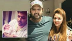 Kapil Sharma's daughter's first pictures take the internet by storm