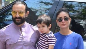 Will Taimur make his acting debut in a diaper ad for which Kareena Kapoor-Saif Ali Khan are charging a bomb?