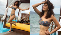 Karishma Tanna looks super sexy in this throwback bikini picture from her vacay abroad