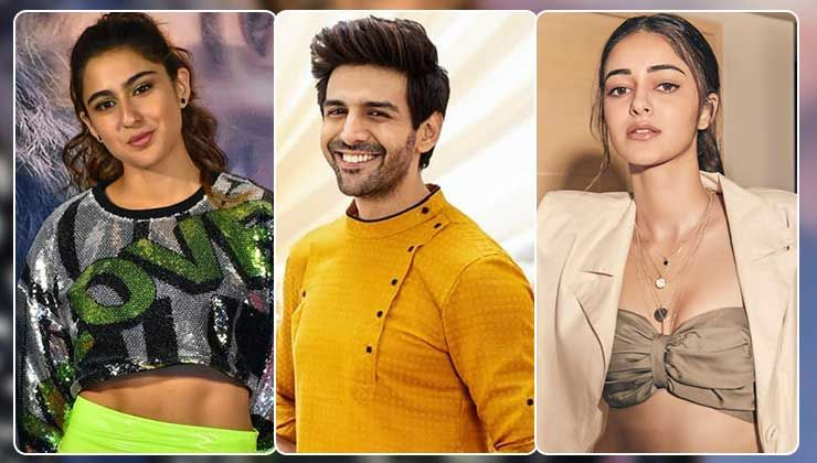Kartik Aaryan asked if he is dating Ananya Panday or Sara Ali Khan-Check his response