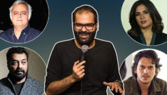 Anurag Kashyap, Richa Chadha, Hansal Mehta come out in support of comedian Kunal Kamra