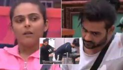 'Bigg Boss 13': After slippers, Madhurima Tuli hits ex-boyfriend Vishal Aditya Singh with a frying pan