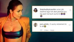 Malaika Arora's latest photoshoot pictures gets trolled; netizen says,