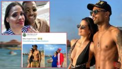 Natasa Stankovic and Hardik Pandya's pictures spark off hilarious memes