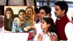 Navya Naveli immerse grandmother, Ritu Nanda's ashes in Haridwar with Amitabh and Abhishek Bachchan