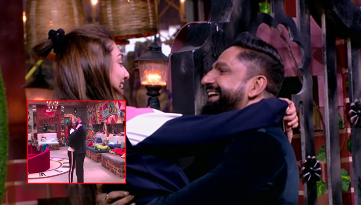 'Bigg Boss 13': Parag Tyagi and Shefali Jariwala indulge in passionate kisses infront of housemates