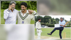 Ranveer Singh and the team '83' pay a special tribute to Kapil Dev on his 61st birthday