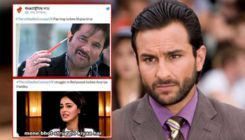 Saif Ali Khan's comments on India's history turn into a meme fest; Twitterati trends #ThereWasNoConceptOf