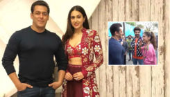 Watch: Sara Ali Khan greeting Salman Khan with an 'Adaab' is the sweetest thing you will see today
