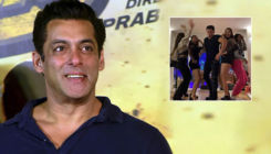 THIS is how Dabangg star Salman Khan brought in the new year