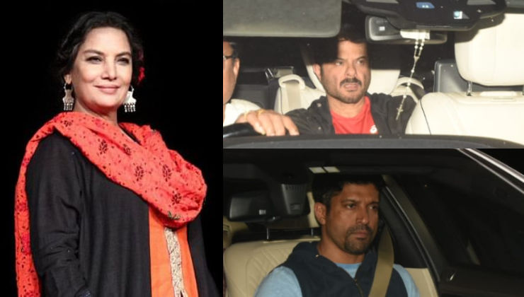 Shabana Azmi health update: Actress shifted to Mumbai hospital; Farhan Akhtar & Anil Kapoor rush to meet her