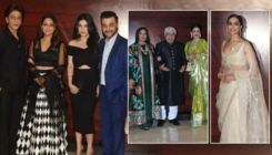 Javed Akhtar Birthday Bash: Shah Rukh Khan, Deepika Padukone & Rekha attend the star-studded party