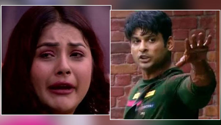 'Bigg Boss 13': 'I can't have people like you in my life', confesses Sidharth Shuka to Shehnaaz Gill