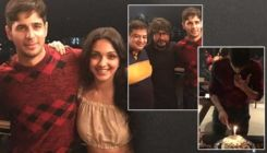 Inside Sidharth Malhotra's Birthday celebrations: Aditya Roy Kapur, Kiara Advani and Karan Johar party hard