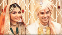 On fifth wedding anniversary, Soha Ali Khan and Kunal Kemmu share videos of their dreamy wedding