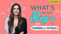Sonnalli Seygall's dying to invade legendary actress Rekha's bag