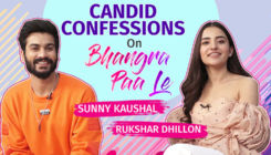 Sunny Kaushal and Rukshar Dhillon's candid confessions on 'Bhangra Paa Le'