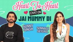 Sunny Singh and Sonnalli Seygall's heart-to-heart chat on 'Jai Mummy Di'