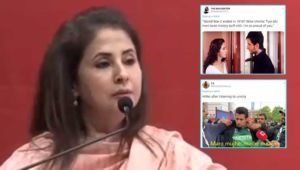 Urmila Matondkar World War II troll