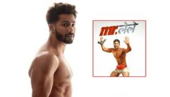 'Mr.Lele' : Varun Dhawan flaunts his six-pack abs in the first look poster