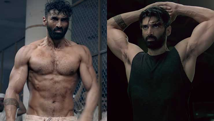 Aditya Roy Kapur's extreme physical transformation for 'Malang' happened in just 2 months | Bollywood Bubble